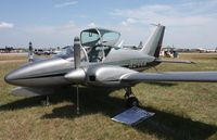 N644W @ LAL - Wing Derringer D-1