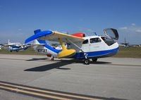N713ET @ LAL - RC-3 Seabee