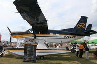 N719MS @ LAL - Quest Kodiak 100