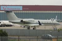 M-PZPZ @ EGGW - 1993 Gulfstream G-1159C Gulfstream IV, c/n: 1202 at Luton