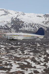 N7848B @ AIR TO AIR - Everts Air Cargo Curtiss C46
