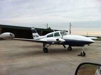 N321DW @ 7M7 - Parked at 7M7, Piggott Arkansas - by Jeff Puckett