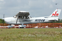 N1154W @ LAL - At 2012 Sun N Fun