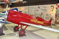 N345JA @ LAL - Displayed at Florida Air Museum