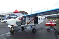 PH-KMR @ EDNY - Gippsland GA-8 Airvan at the AERO 2012, Friedrichshafen - by Ingo Warnecke