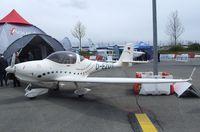 D-EZOT @ EDNY - Aquila AT01 A 210 at the AERO 2012, Friedrichshafen - by Ingo Warnecke