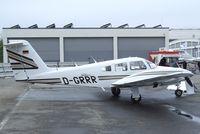 D-GRRR @ EDNY - Piper PA-44-180T Turbo Seminole at the AERO 2012, Friedrichshafen - by Ingo Warnecke