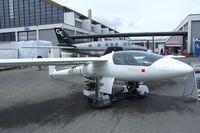 D-KUKU @ EDNY - Stemme S10-VT at the AERO 2012, Friedrichshafen - by Ingo Warnecke