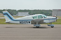 N5105W @ ISM - At Kissimmee Gateway