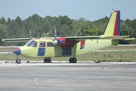 G-ECZA @ DED - Exported from the UK in Feb 2012 - noted at Deland, Florida on 4th Apr 2012