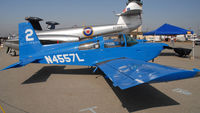 N4557L @ KCNO - Chino Airshow 2009