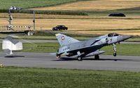 J-2324 @ LSMP - decelerating after touchdown