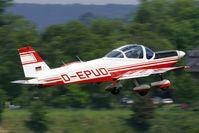 D-EPUD @ EDKB - take off from Bonn-Hangelar - by Joop de Groot