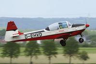 D-EHVD @ EDKB - still wearing the Swissair Flying School markings. - by Joop de Groot
