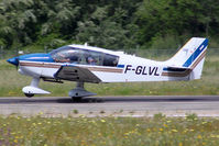 F-GLVL @ LFKJ - Take off in 20