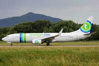 F-GZHB @ LFKJ - Take off