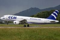 F-HBSA @ LFKJ - Landing in 20