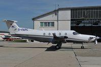 D-FAPC @ LOWW - Pilatus PC12 - by Dietmar Schreiber - VAP