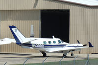 N430BD @ DTO - At Denton Municipal Airport