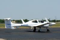 N485AG @ DTO - At Denton Municipal Airport