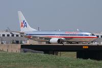 N831NN @ DFW - At DFW Airport - by Zane Adams