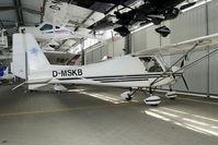 D-MSKB - Kückhoven hangar - by Joop de Groot