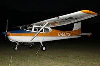 D-ELYS @ LOAN - Cessna built in 1958 - by Loetsch Andreas