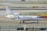 C-GMII @ KLAX - Taxiing to parking at LAX - by Todd Royer