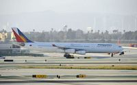 RP-C3432 @ KLAX - Taxiing to gate at LAX