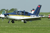 TC-FET @ EGBK - A Turkish Visitor to the 2012 AeroExpo at Sywell UK - by Terry Fletcher