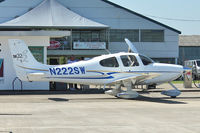 N222SW @ EGBK - A visitor on Day 1 of 2012 AeroExpo at Sywell UK