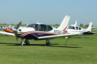 N113AC @ EGBK - A visitor to Sywell , on Day 1 of 2012 AeroExpo