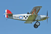 G-BEER @ EGBK - A visitor to Sywell , on Day 1 of 2012 AeroExpo