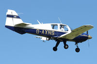 G-AXNS @ EGBK - A visitor to Sywell , on Day 1 of 2012 AeroExpo