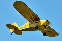 G-ALEH @ EGBK - A visitor to Sywell , on Day 1 of 2012 AeroExpo