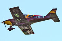 EI-MIR @ EGBK - A visitor to Sywell , on Day 1 of 2012 AeroExpo