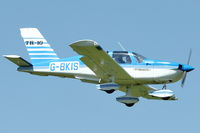 G-BKIS @ EGBK - A visitor to Sywell , on Day 1 of 2012 AeroExpo
