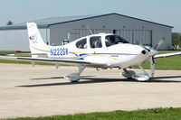 N222SW @ EGBK - A visitor to Sywell , on Day 1 of 2012 AeroExpo