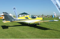 OK-RAR 01 @ EGBK - On Static Display at 2012 AeroExpo at Sywell