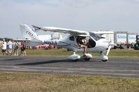 N860LS @ LAL - Flight Design CTLS
