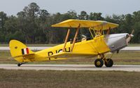N1039W @ LAL - Replica Tiger Moth - by Florida Metal