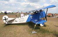 N1665 @ LAL - Fokker D VII replica