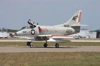 N2262Z @ LAL - A-4 Skyhawk