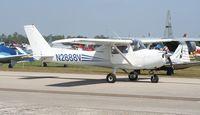 N2888V @ LAL - Cessna 150M