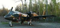60-3740 @ TEB - Sunset at Aviation Hall of Fame NJ - by Gene DeSantis