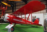 N12329 @ KRIC - This beauty is on display at the Virginia Aviation Museum. - by Daniel L. Berek