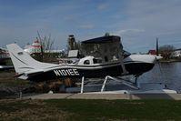 N101EE @ LHD - Cessna 206 - by Dietmar Schreiber - VAP