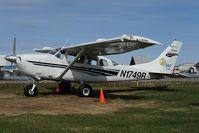 N1749R @ LHD - Regal AIr Cessna 206 - by Dietmar Schreiber - VAP