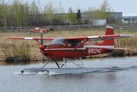 N9024C @ LHD - Cessna 180