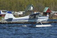 N1455H @ LHD - Aeronca 15AC